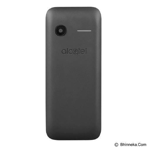 ALCATEL 1054D - Grey (Merchant) - Handphone Gsm
