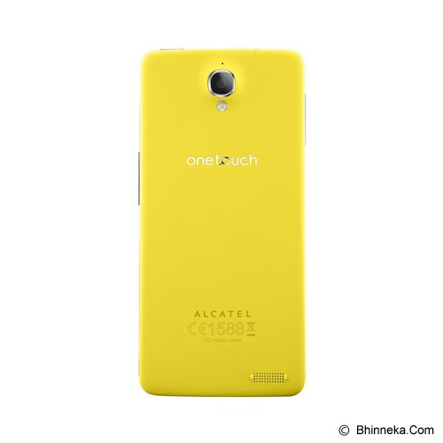 ALCATEL Idol X - Flash Yellow - Smart Phone Android