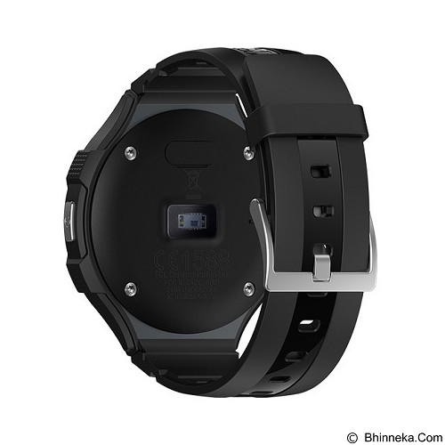 ALCATEL One Touch Go Watch - Black (Merchant) - Smart Watches