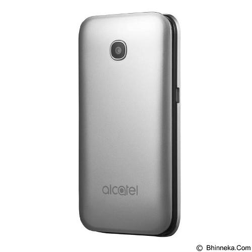 ALCATEL Onetouch 2051D  - Metal Silver (Merchant) - Handphone Gsm