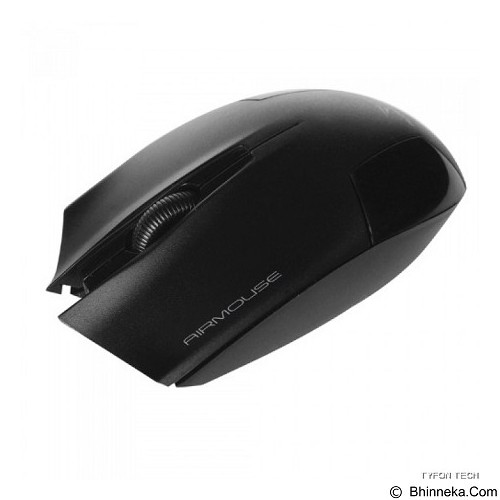 ALCATROZ Airmouse Gaming Mouse - Black - Gaming Mouse