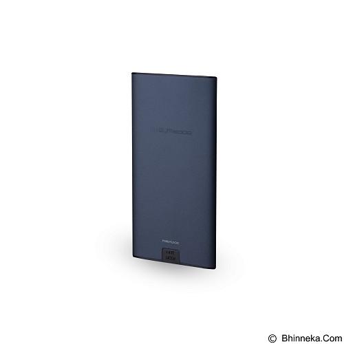 ALCATROZ Tzla Slim 5000mAh - Gunmetal - Portable Charger / Power Bank