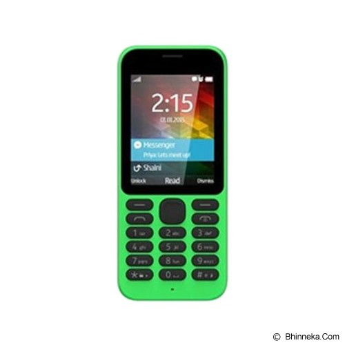 ALDO AL580 - Green - Handphone GSM