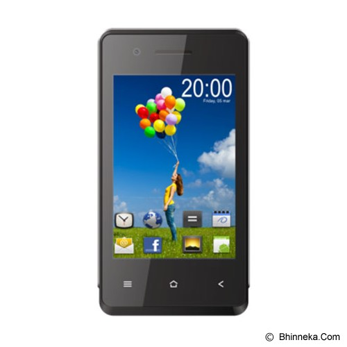ALDO AS 7 - Black - Smart Phone Android