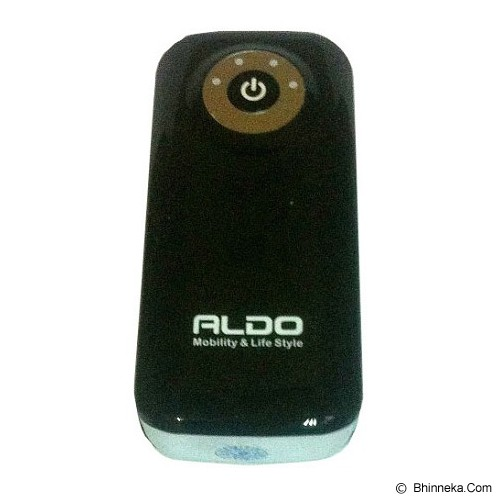 ALDO Powerbank 5600mAh - Black - Portable Charger / Power Bank