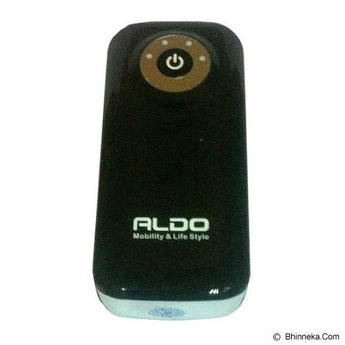 ALDO Powerbank 5600mAh - Black - Portable Charger / Power Bank