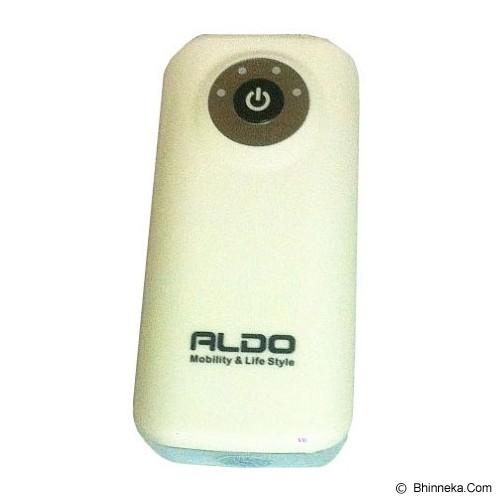 ALDO Powerbank 5600mAh - White - Portable Charger / Power Bank