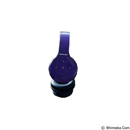 ALFALINK Bluetooth Headset [BTH 330] - Purple (Merchant) - Headset Bluetooth
