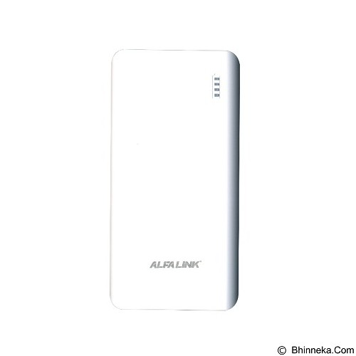 ALFALINK Power Bank 10000mAh [AP10000Q] - Portable Charger / Power Bank