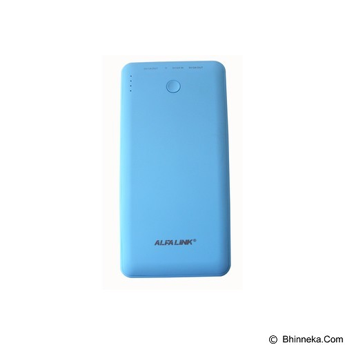ALFALINK Powerbank 10000 mAh [AP10000R] - Portable Charger / Power Bank
