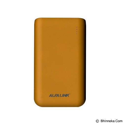 ALFALINK Powerbank 10000mAh [AP-10000RQ] - Orange (Merchant) - Portable Charger / Power Bank