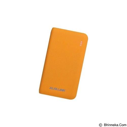 Alfalink Power Bank Ap 10000rq jual alfalink powerbank 4000mah ap 4000 rq orange