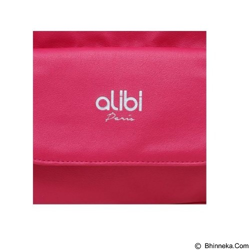ALIBI Paris Queta - Magneta (Merchant) - Satchel Bag Wanita