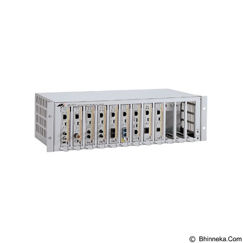ALLIED TELESIS Media Conversion Rack-mount Chassis [AT-MCR12] - Switch Converter