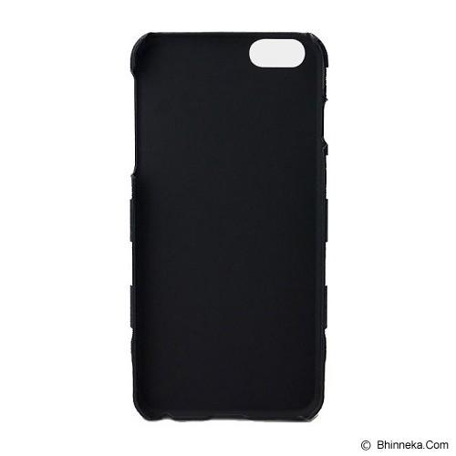 ALTO Leather Case Denim Plus for iPhone 6 Plus - Zebra White - Casing Handphone / Case