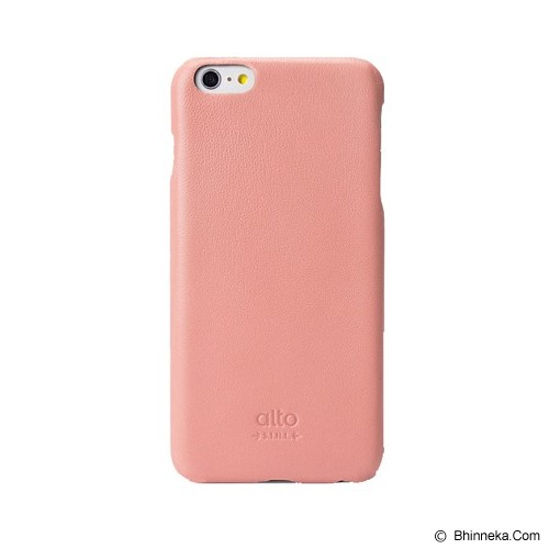 ALTO Leather Case Original for iPhone 6 - Pink - Casing Handphone / Case