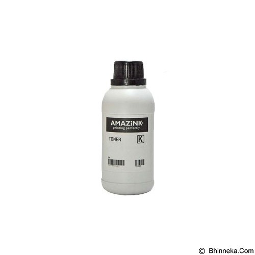 AMAZiNK Black Toner for HP CP 1215/1515/P1525/CM1312 (Merchant) - Toner Printer Refill