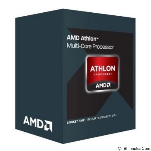 AMD Athlon X4 840 [AD840XYBJABOX] - Processor AMD Athlon