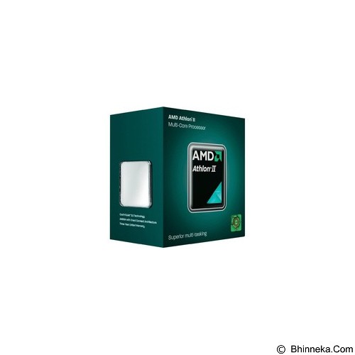 AMD Processor Athlon II [X2 270] (Merchant) - Processor Amd Athlon