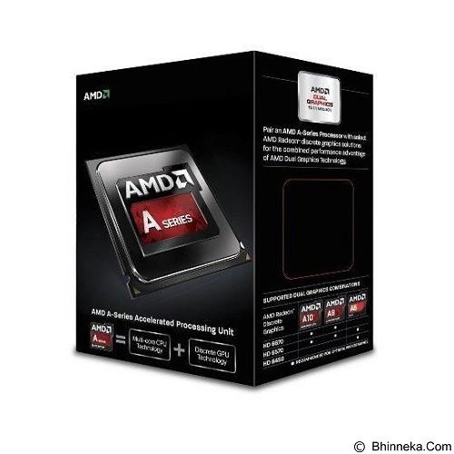 AMD Richland A6 6400K [AD640KOKHLBOX] - Processor Amd Richland