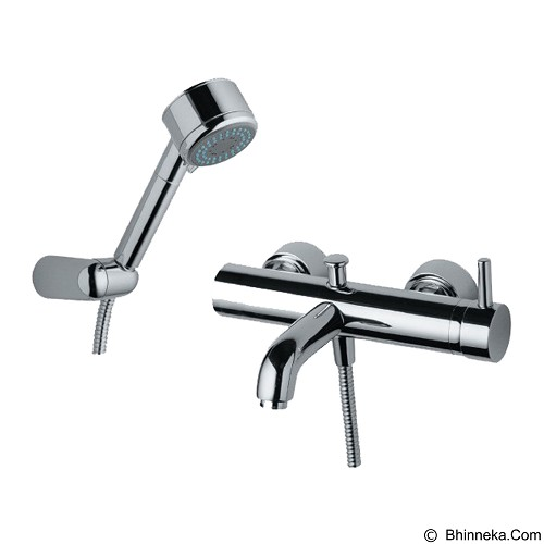 AMERICAN STANDARD Celia Exposed Bath & Shower Mixer with Hose & Hand Shower - SHOWER