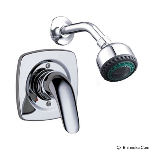 AMERICAN STANDARD Saga In Wall Single-Lever Shower Mixer [WF-1522.701.50] - Shower