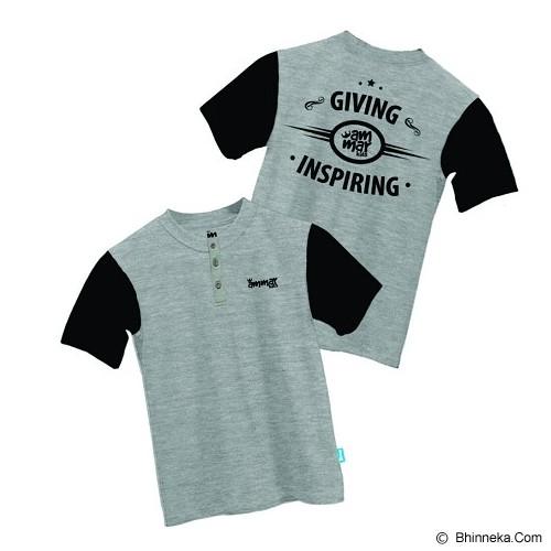 AMMAR KIDS Giving Is Inspiring Size M [AT-18] - Baju Bepergian/Pesta Bayi dan Anak