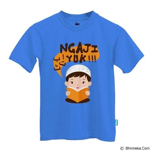 AMMAR KIDS Ngaji Yuk Size S [AT-02] - Baju Bepergian/Pesta Bayi dan Anak