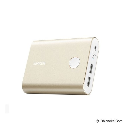ANKER PowerCore+ 13400 Quick Charge 3.0 A1316HB1 - Gold