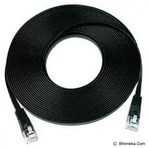 ANYLINX Cable Networking 20 Meter Cat6 - Hitam - Network Cable Utp