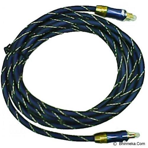 ANYLINX Fiber Optik Cable 2 Meter - Biru - Network Cable Fiber Optic