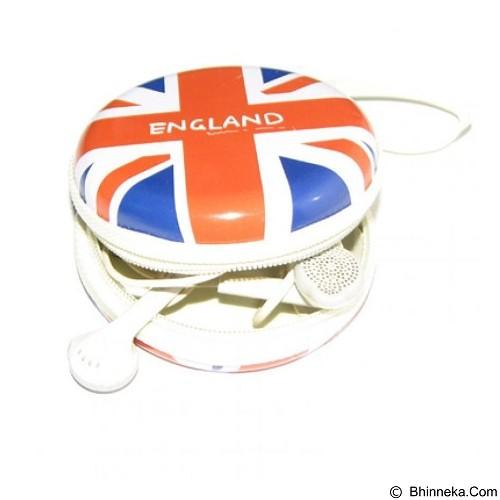 ANYLINX Billionton Dompet Earphone - England (Merchant) - Headphone Stand & Case
