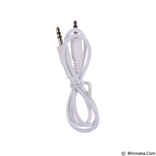ANYLINX Kabel Audio 3.5mm 60CM - White - Cable / Connector Dvi
