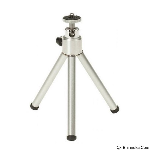 ANYLINX Billionton Tripod Mini Camera - Silver (Merchant) - Tripod Mini and Tabletop