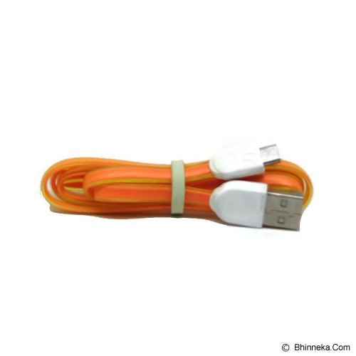 ANYLINX Cable Micro USB FTS .B. 1M Fast Charger - Orange - Cable / Connector Usb