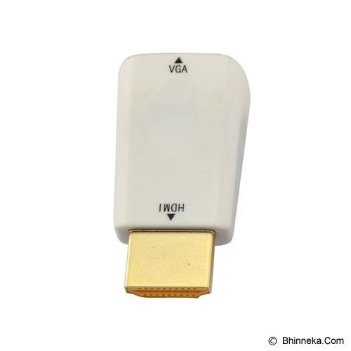 ANYLINX Converter HDMI to VGA - White - Cable / Connector Hdmi