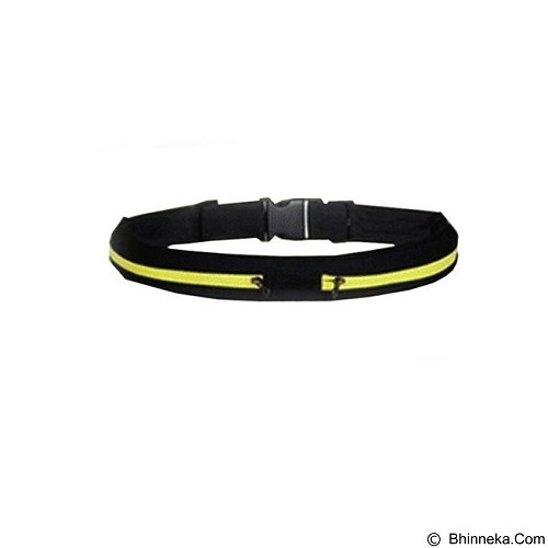 ANYLINX Double Belt Sport Smartphone 47cm - Yellow - Arm Band / Wrist Strap Handphone