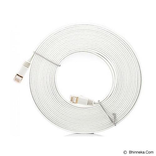 ANYLINX Kabel LAN Cat 7 15 Meter - Putih - Network Cable Utp