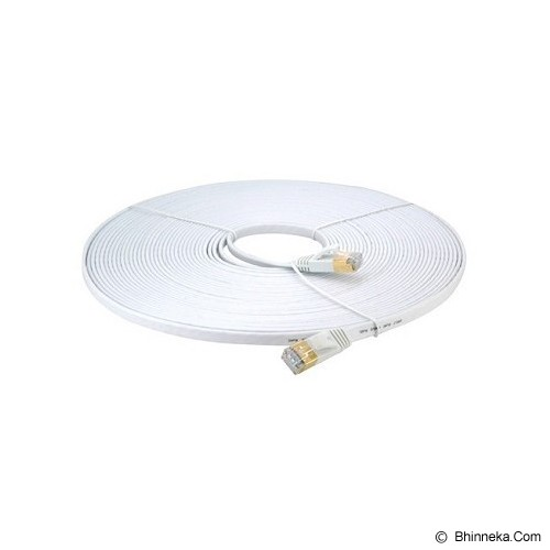 ANYLINX Kabel LAN Cat 7 20 Meter - Putih - Network Cable Utp