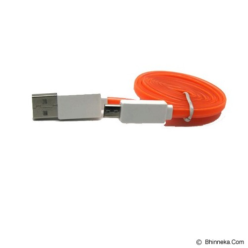 ANYLINX Micro USB FTS .P. Light Fast Charger - Orange - Cable / Connector Usb