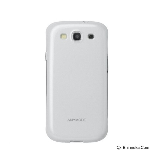 ANYMODE Hardcase for Galaxy S3 - White (Merchant) - Casing Handphone / Case
