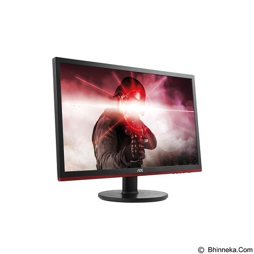 AOC LED Gaming Monitor 24 Inch [G2460VQ6] - Monitor Lcd Above 20 Inch