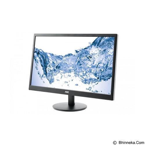 AOC LED Monitor 23.6 Inch [E2470SWH] - Monitor Led Above 20 Inch