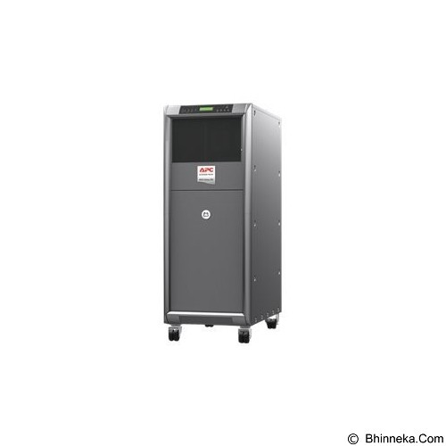 harga APC UPS MGE Galaxy 300 30kVA 400V 3:3 with 20 Minutes Battery [G3HT30KHB2S] Bhinneka.Com