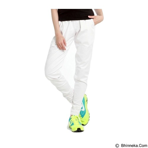 APPAREL LAB Jogger Basic Size S - White (Merchant) - Celana Panjang Pria