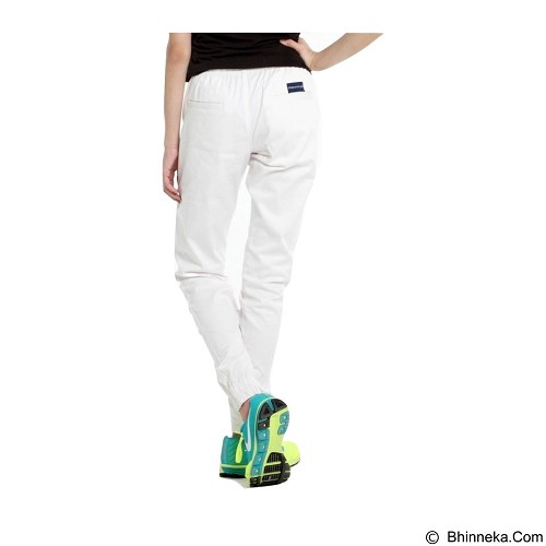 APPAREL LAB Jogger Basic Size XL - White (Merchant) - Celana Panjang Pria