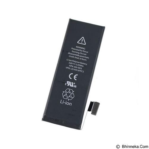 APPLE Battery for iPhone 5 - Black (Merchant) - Handphone Battery