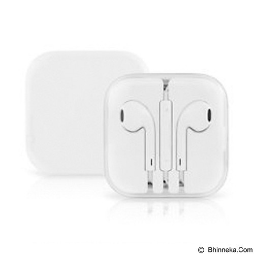 APPLE Headset for iPhone (Merchant) - Earphone Ear Bud