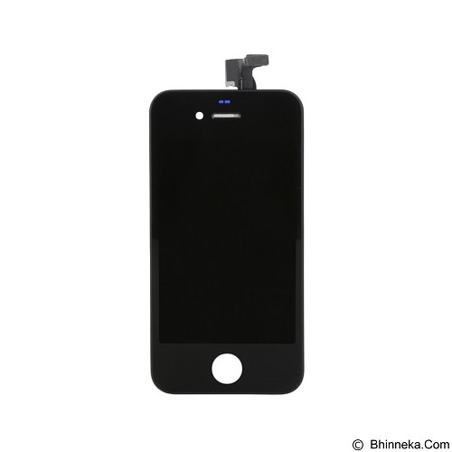 APPLE LCD for iPhone 4S - Black (Merchant) - Modif Spare Part