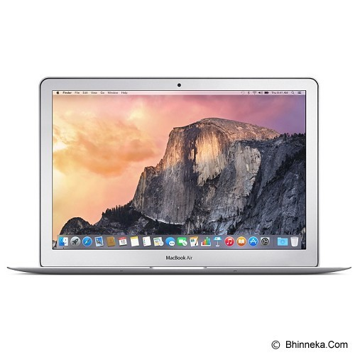 APPLE MacBook Air [MJVM2] (Merchant) - Notebook / Laptop Consumer Intel Core I5